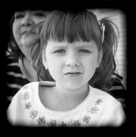 Katey, Peggy Jasso's  four year old granddaughter, said