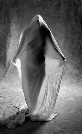 Mystery Spirit, from the Milagro Series