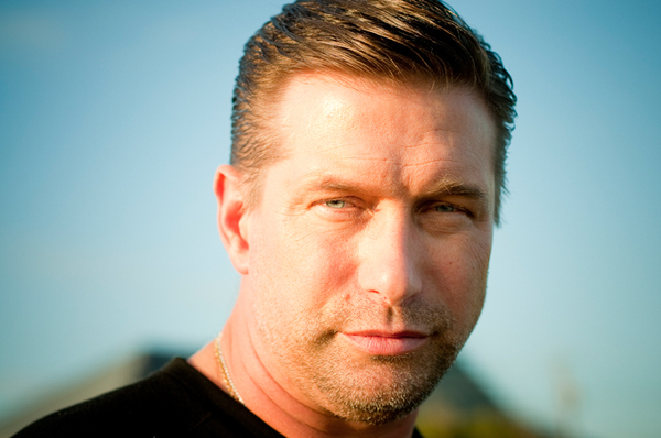 Stephen Baldwin at the Rally for the Truth, Grand Isle, LA
