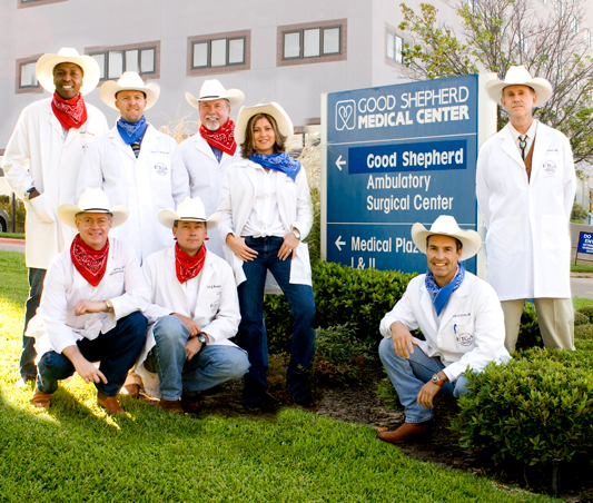 Good Shepherd Medical Foundation Gold Rush Calendar