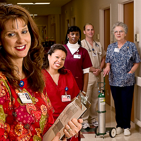 Good Shepherd Medical Center Nurses